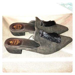 Shoes - Mules 39 faux suède